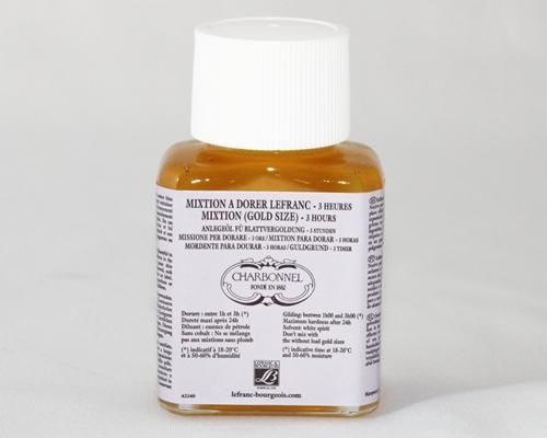 Mixtion Lefranc 3 Std. Trockenzeit 75 ml