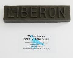 Liberon Wachskittstange Farbe 10 / Eiche dunkel