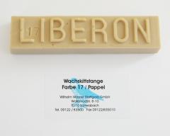 Liberon Wachskittstange Farbe 17 / Pappel