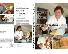 Anleitung Mixtionvergoldung Film DVD