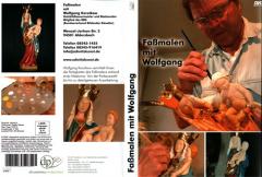 Faßmalen mit Wolfgang, DVD
