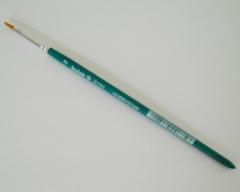 Anleger Synthetikhaar (Gussowpinsel) Gr. 02