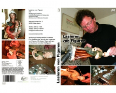 Lasieren von Figuren, DVD