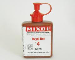 Mixol # 04 Oxydrot 200 ml