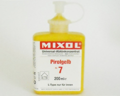 Mixol # 07 Pirolgelb 200 ml